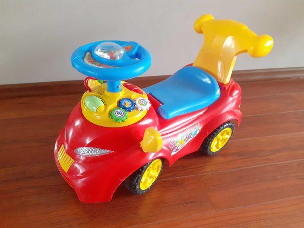 samochodzik – jeździk dziecięcy
