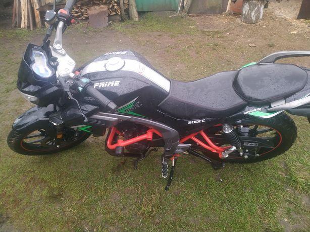 Продається мотоцикл Skymoto Prime 200cm