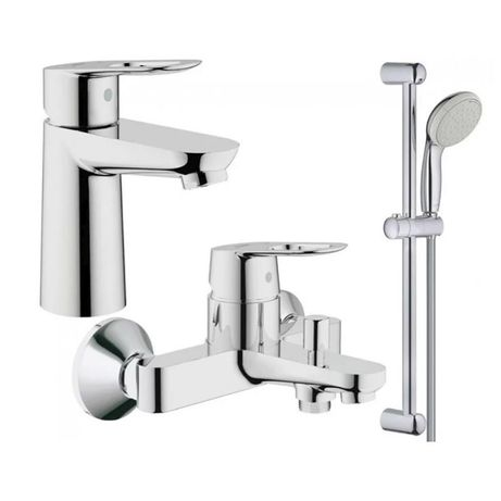 Grohe BauLoop 123214S набор смесителей для ванной S-Size (23337000+236