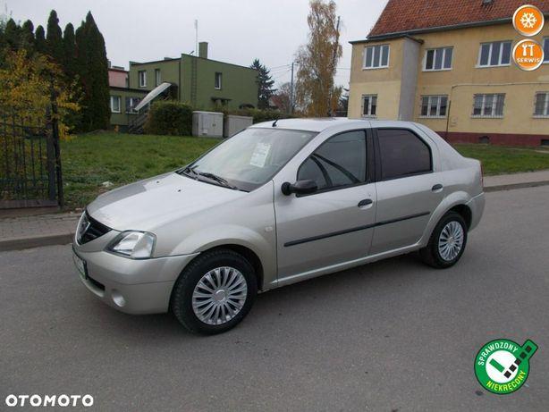 Dacia Logan Opłacona Zadbana Serwisowana z Klimą 1Wł 100 Aut na placu