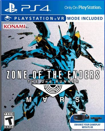 Zone of the Enders The 2nd Runner Mars PS4 VR Łódź Master Game