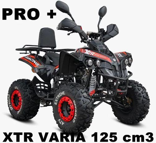 Quad ATV XTR Varia 125 Pro Premium Transport Serwis Raty Gwarancja