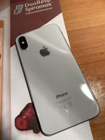 iPhone X 64GB silver super stan