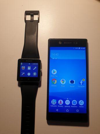Sony xperia Z 5 dual sim + smartwatch