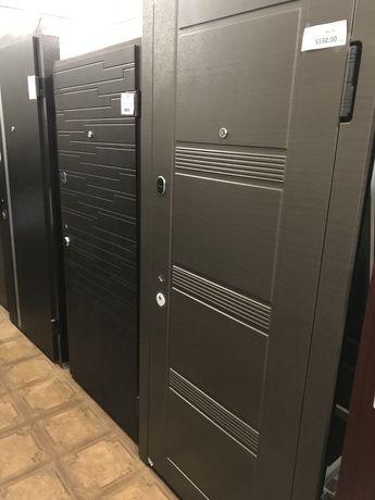 Двери входные, бронированные в квартиру или частный дом