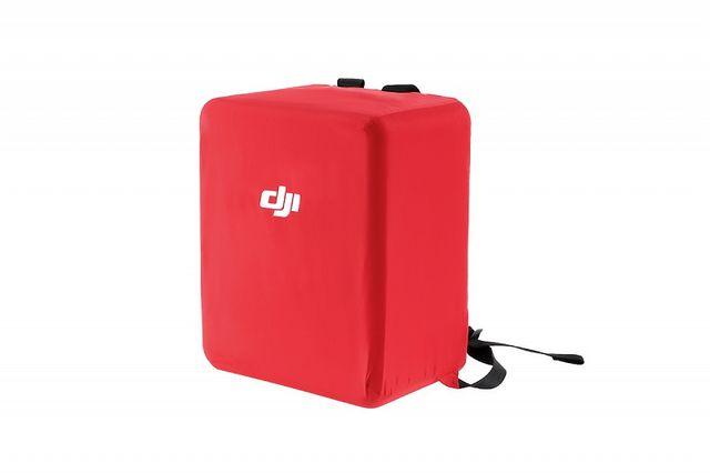 DJI Phantom 4 - czerwony pokrowiec na transporter