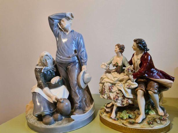 Royal copenhagen  2 большие статуэтки