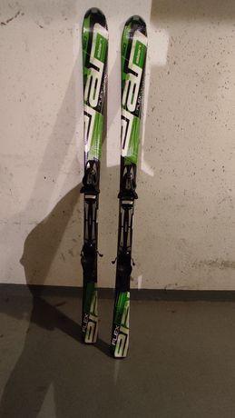 Narty Elan Flex GX 160 cm z wiązaniami