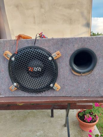 Tuba JBL 1000+ wzmacniacz Pioneer 760W