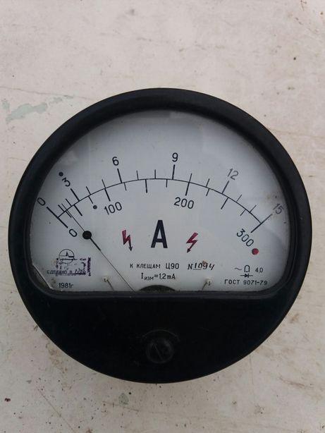 Амперметр нагрузочної вилки
