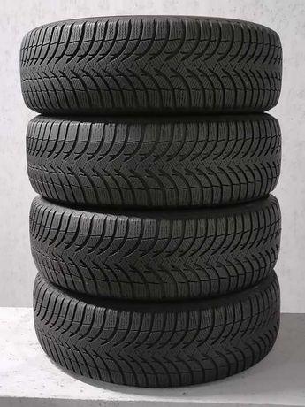 Шины БУ из Германии 215/55/60 R16 Michelin Alpin A4 Зима (Склад)