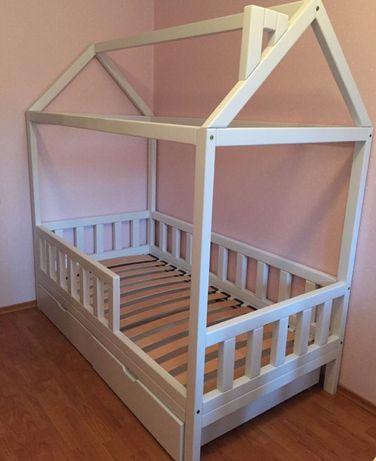 Ліжко будиночок