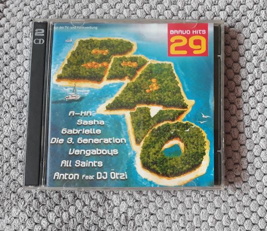 Płyta CD Bravo Hits / zestaw 2 sztuki