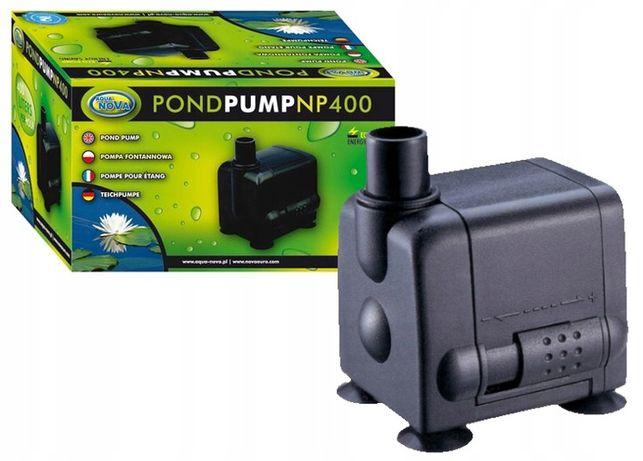 Pompa Do Oczka Wodnego Kaskady Fontanna Aqua Nova Np-400 400l/h
