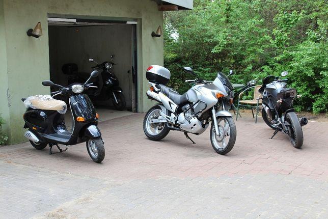 Serwis naprawa motocykli skuterów motorowerów quadów