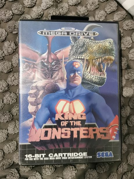 (Megadrive) King of the monsters