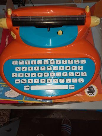Maszynka do pisania zabawka