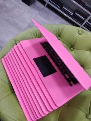 Ноутбук розовый для школы учебы зума интернета удаленки гугл мит бу