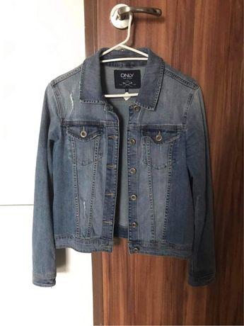 Kurtka jeansowa Only r.38