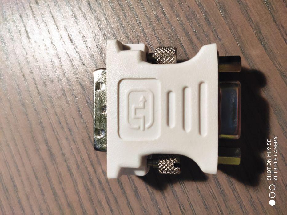 Adapter VGA - DVI typ A, Gigabyte Technology Włocławek - image 1