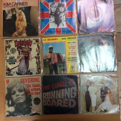 Lote de 9 discos vinil Anos 70´e 80´