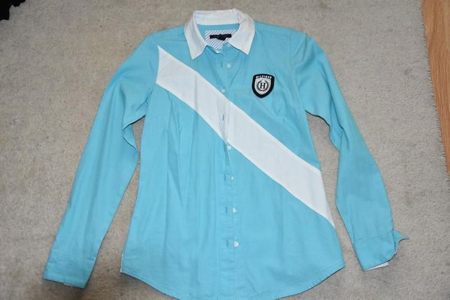 Oryginalna Tommy Hilfiger damska koszula XS