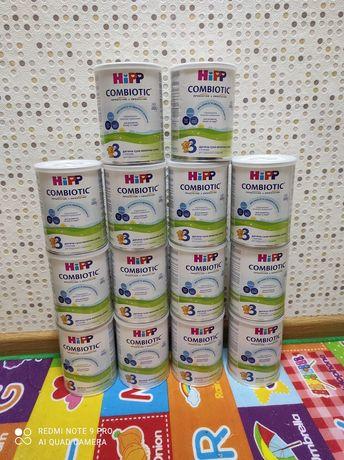 Hipp Combiotic 2 НА 3 смесь комбиотик Хипп хіпп каша суміш органик