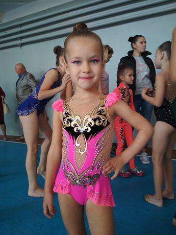 Купальник для гимнастики рост 116