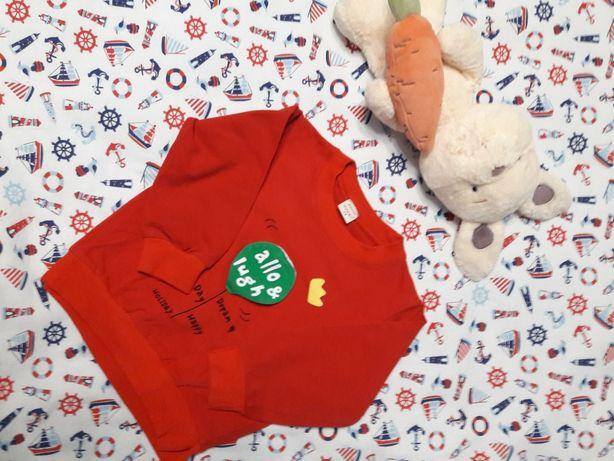 Кофта свитер свитшот размер 92