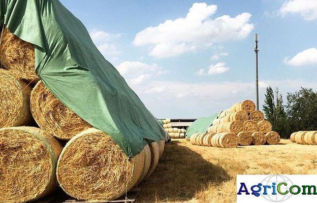 Niemiecka JAKOŚĆ ® Fliz do słomy włóknina agrowłóknina otulina 140g