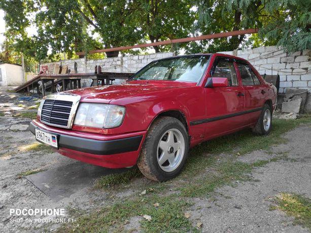 Мерседес w124 дизель