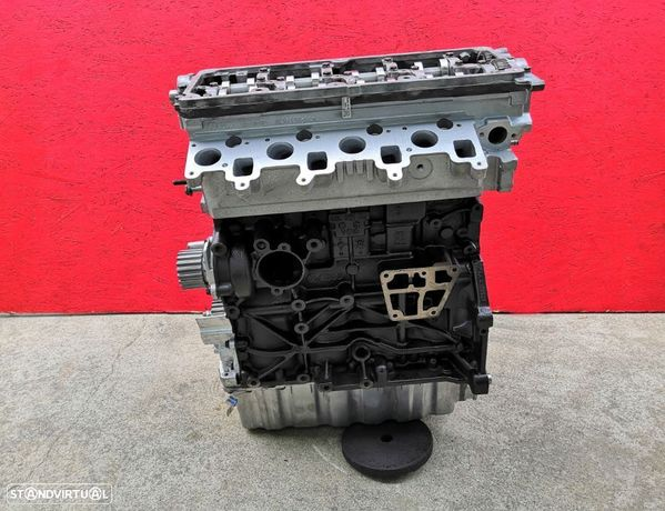 Motor VW TRANSPORTER T5 2011 2,0D 140 CV - CAA