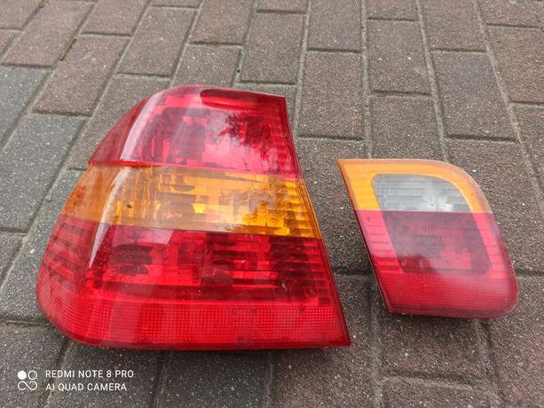Zamienię lampy do BMW