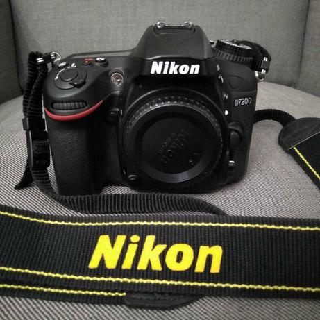 Nikon D7200 + 2 Comandos IV + Suporte em L