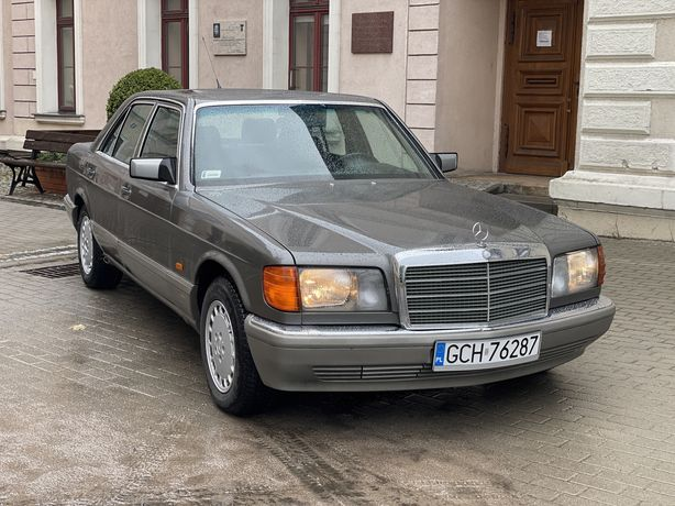 Mercedes W126 300se 1990