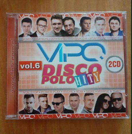 płyty disco polo