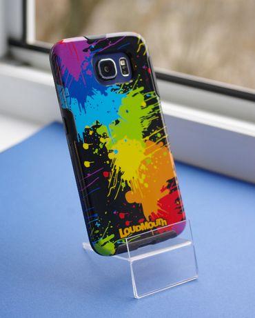 Чехол Samsung Galaxy S6 M-Edge LoudMouth чохол Самсунг Гелекси С6