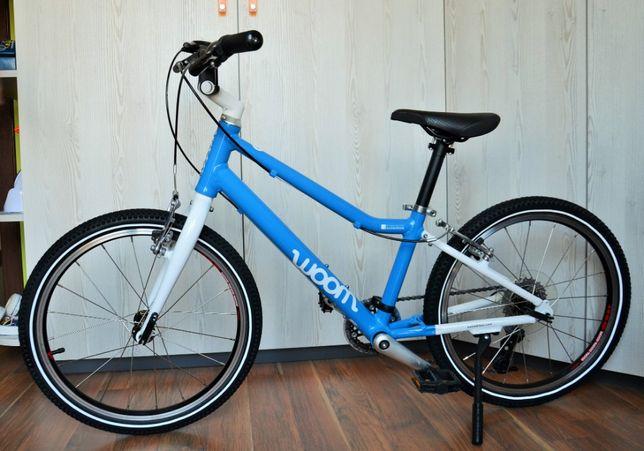 Rower Woom 4 - lekki rowerek dziecięcy, od 6 lat i 115 cm REZERWACJA