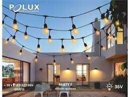 Girlanda Ogrodowa Lampki zewnętrzne LED  Party   Polux