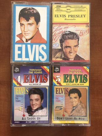 Kasety Elvis Presley