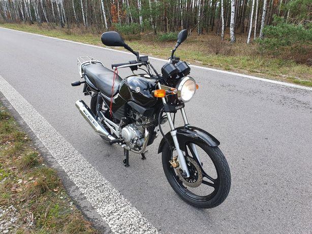 Yamaha Ybr 125cm 2005r z Niemiec