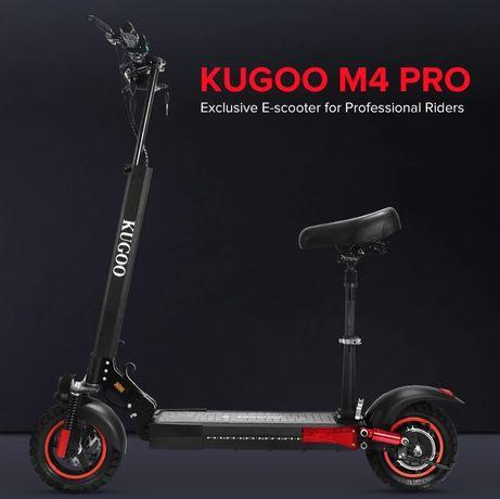 Kugoo M4 Pro 13.5 Ah электросамокат куго м4 про