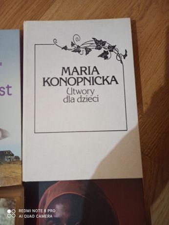 """Konopnicka """" Utwory dla dzieci """""""