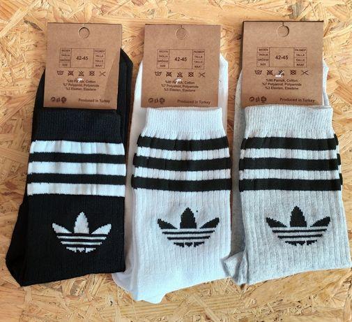 Высокие носки Adidas originals Оптом
