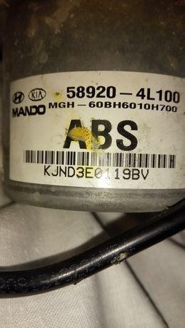 58920-49100 Блок ABS(насос) Hyundai-Kia