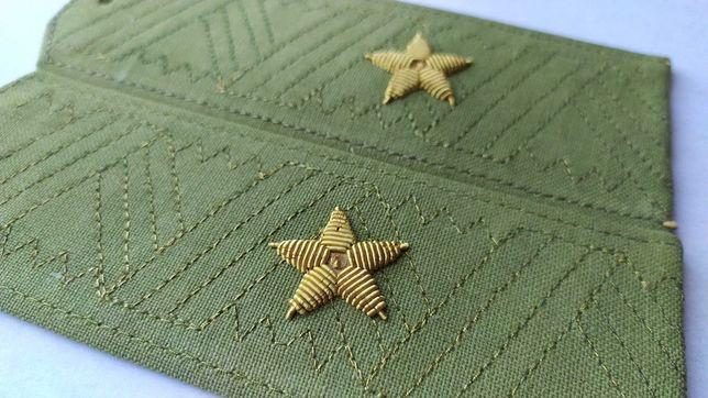 Погоны Генерал - майора СССР новые