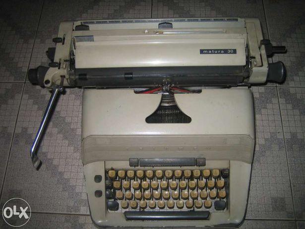 raridade - Máquina de escrever - Triumph - matura 30 - Collecionadores