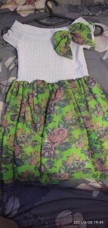Платья нарядное недорого