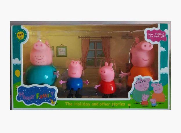 Набор фигурок Семья Свинки Пеппа