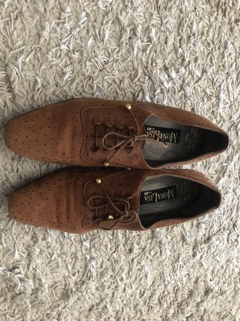 Sapatos oxford vintage